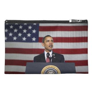 President Barack Obama Travel Accessory Bag