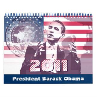 President Barack Obama - Calendar 2011