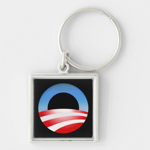 President Barack Obama campaign 2012 Key Chain