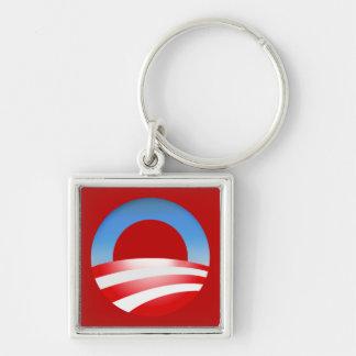 President Barack Obama campaign 2012 Keychain