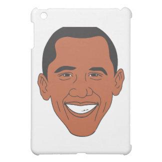 President Barack Obama Cartoon Face iPad Mini Covers