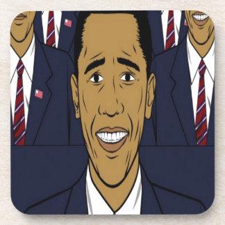 President Barack Obama design Drink Coaster
