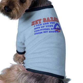 President Barack Obama Design Dog Clothing