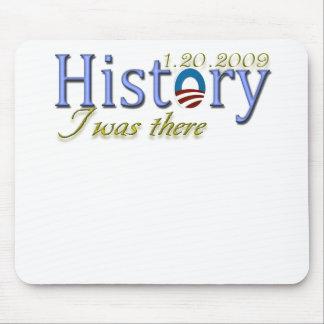 President Barack Obama Design Mouse Pad