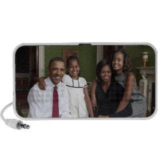 President Barack Obama & Family iPhone Speaker