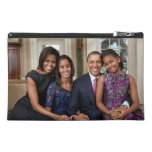 President Barack Obama & Family Travel Accessory Bag