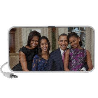 President Barack Obama & Family Travel Speaker