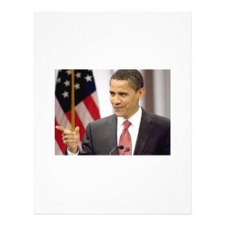 President Barack Obama Flyer