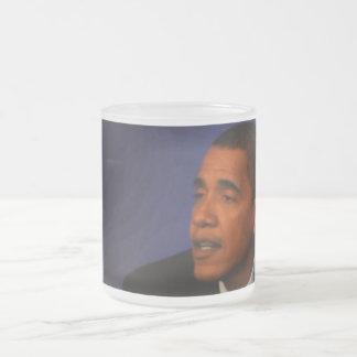 President Barack Obama Frosted Mug