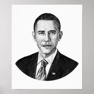 President Barack Obama Graphic Poster