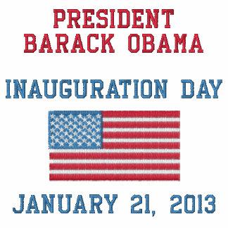 President Barack Obama Inauguration Day 2013 Polo Shirts
