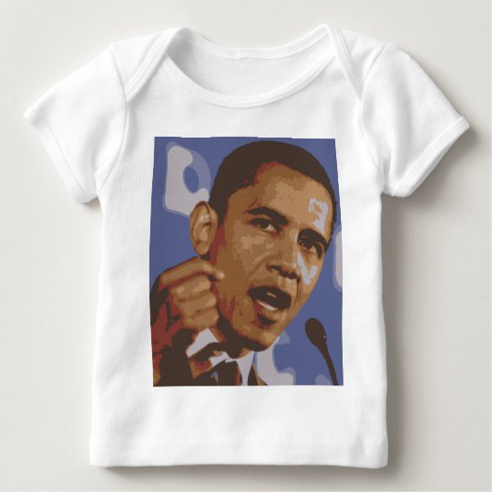 President Barack  Obama Inauguration Jan 20th 2009 Baby T-Shirt