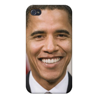 President Barack Obama iPhone 4/4S Cover