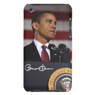 President Barack Obama iPod Case-Mate Case