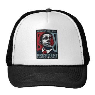 President Barack Obama January 20th 2009 Trucker Hat