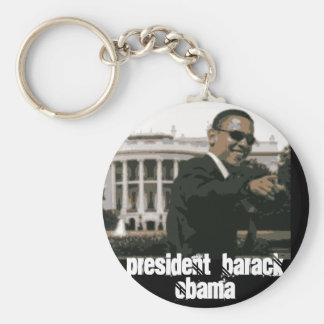 President  Barack Obama keychain