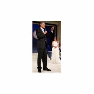 President Barack Obama & Michelle Statuette