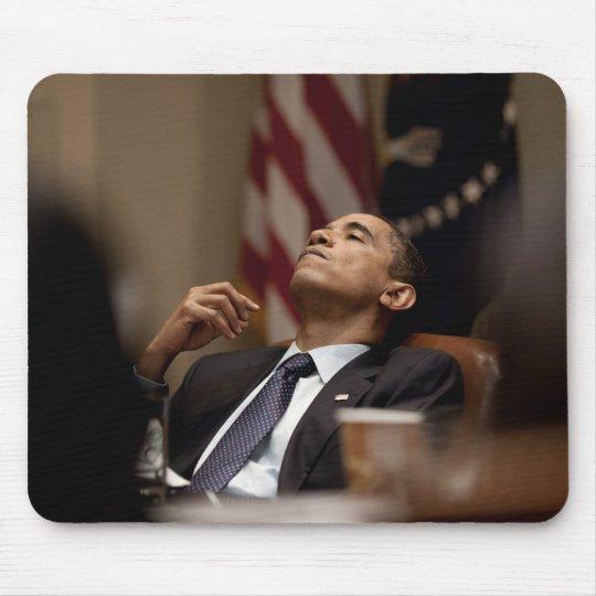 President Barack Obama Mouse Pad