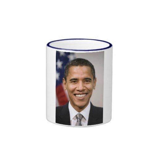 President Barack Obama Mugs