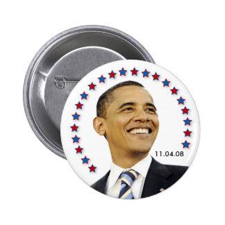 President Barack Obama Pin
