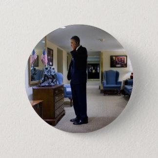 President Barack Obama Pinback Button