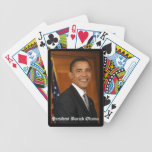 President Barack Obama Playing Cards