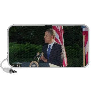 President Barack Obama Portable Speakers