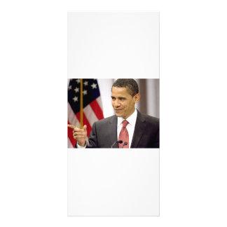 President Barack Obama Rack Card Design