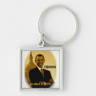 President Barack Obama re-election Campaign Keychain
