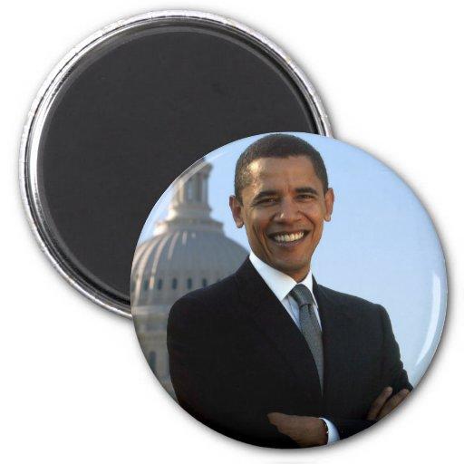 President Barack Obama Refrigerator Magnets