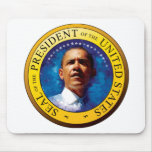 President Barack Obama Seal Mousepad
