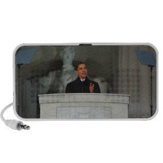 President Barack Obama Speaker System