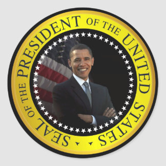 President Barack Obama Stickers