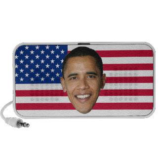 President Barack Obama Travelling Speaker