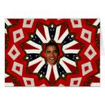 President Barack Obama,USA_ Card