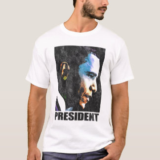 President Barack Obama Vintage - Customized T-Shirt