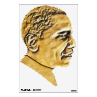 President Barack Obama Wall Decal