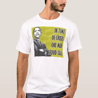 President Barack Obama Yellow T-Shirt