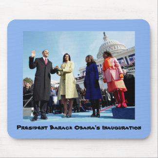 President Barack Obama's Inauguration Mouse Pad