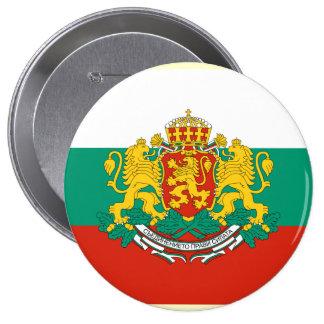 President Bulgaria, Bulgaria Pinback Buttons
