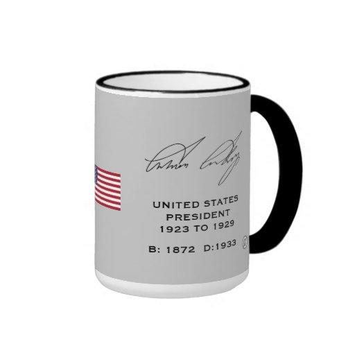 President Calvin Coolidge* Mug