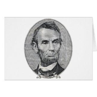 President Card