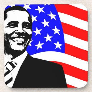 president drink coaster