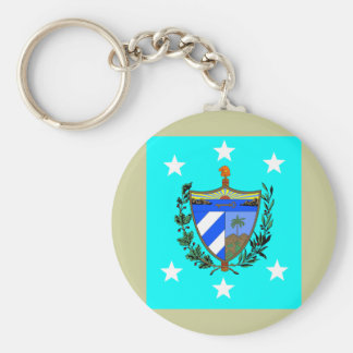 President Cuba, Cuba Keychains