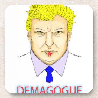 President Demagogue Beverage Coaster