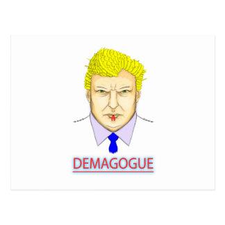 President Demagogue Postcard