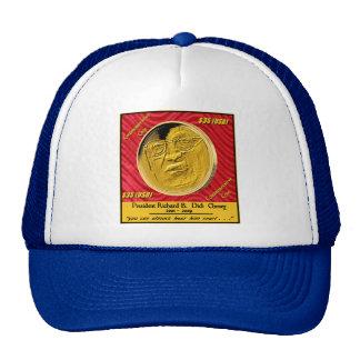 President Dick Cheney Commemorative Coin Trucker Hat