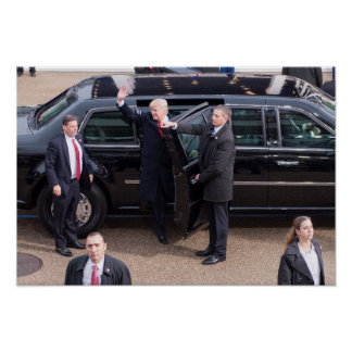 President Donald Trump Poster