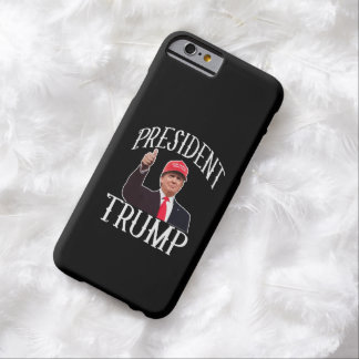 President Donald Trump Red Hat Thumbs Up Barely There iPhone 6 Case