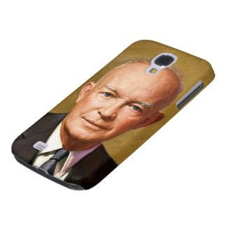 President Dwight D Eisenhower Galaxy S4 Case